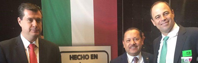 """Lanzan plan """"Hecho en México"""""""