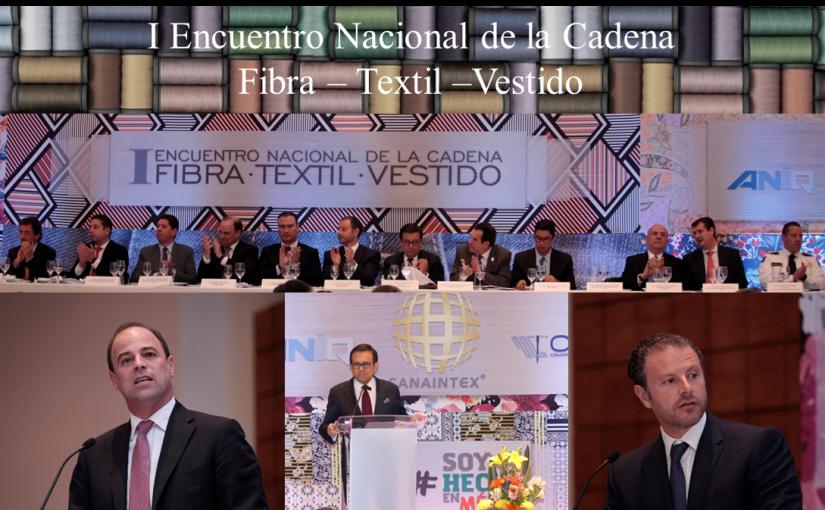 I Encuentro Nacional de la Cadena Fibra – Textil –Vestido