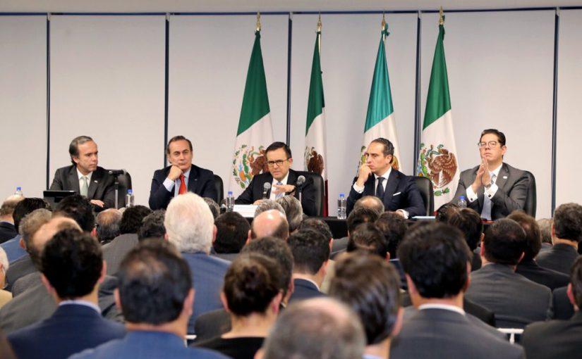 """Reunión del Secretario en el """"Cuarto de Junto""""."""