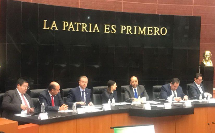 En Vivo, Comisiones unidas de analizan el TPP