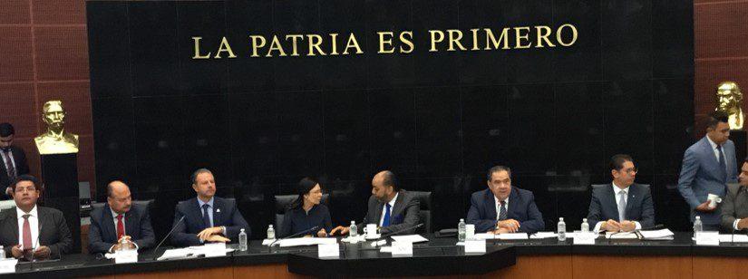 Participación de José Cohen, Presidente de CANAINTEX en el Senado de la República
