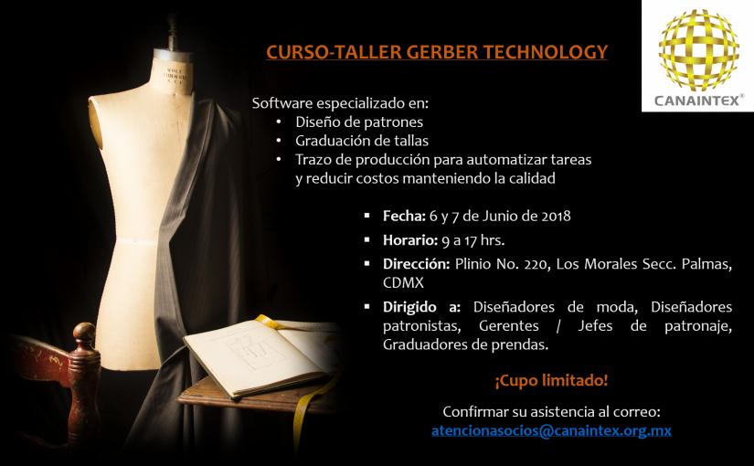 Curso-Taller Gerber Technology